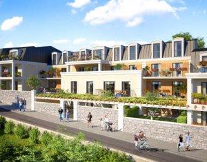 Achat / Vente immobilier neuf Savigny-sur-Orge proche RER C (91600) - Réf. 3059
