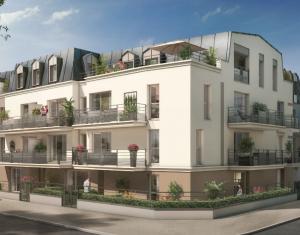 Achat / Vente immobilier neuf Savigny-sur-Orge quartier Champagne/ Tilleul (91600) - Réf. 2613