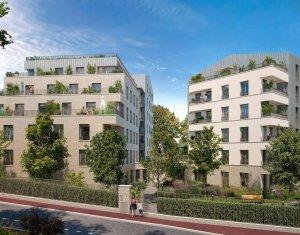Achat / Vente immobilier neuf Sceaux proche gare RER (92330) - Réf. 6111