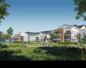 Achat / Vente immobilier neuf Serris à 300 mètres du centre-ville (77700) - Réf. 4058