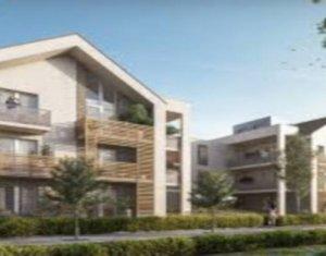 Achat / Vente immobilier neuf Serris proche Parc des Communes (77700) - Réf. 4050