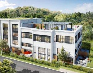 Achat / Vente immobilier neuf Stains quartier des Trois Rivières (93240) - Réf. 1602