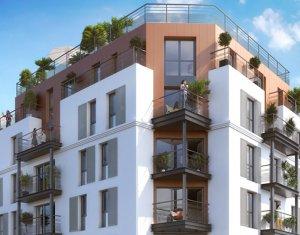 Achat / Vente immobilier neuf Suresnes proche commerces et transports (92150) - Réf. 2334