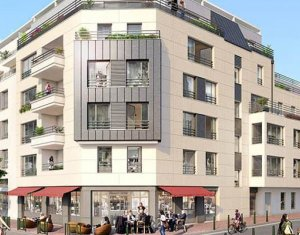 Achat / Vente immobilier neuf Suresnes proche gare (92150) - Réf. 2275