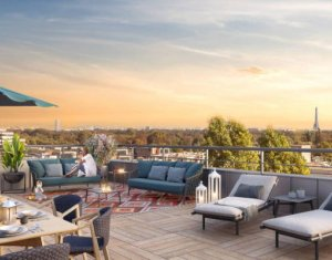 Achat / Vente immobilier neuf Suresnes proche tramway (92150) - Réf. 3552