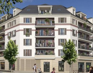 Achat / Vente immobilier neuf Taverny 10 minutes RER C (95150) - Réf. 1287