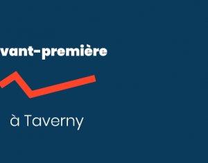 Achat / Vente immobilier neuf Taverny proche Lycée Louis Jouvet (95150) - Réf. 4398