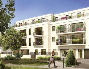 Achat / Vente immobilier neuf Thiais quartier résidentiel proche des commerces (94320) - Réf. 1288