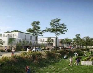 Achat / Vente immobilier neuf Torcy proche école (77200) - Réf. 4071