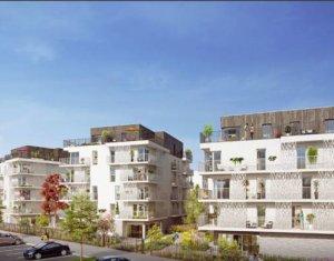 Achat / Vente immobilier neuf Torcy proximité Ville Nouvelle Marne-La-Vallée (77200) - Réf. 2695