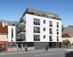Achat / Vente immobilier neuf Trappes coeur de ville (78190) - Réf. 3802