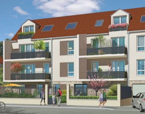 Achat / Vente immobilier neuf Trappes proche gare (78190) - Réf. 2977