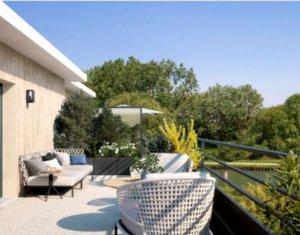 Achat / Vente immobilier neuf Vaires-sur-Marnes bord canal de Chelles (77360) - Réf. 2693