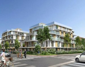 Achat / Vente immobilier neuf Vanves proche gare SNCF (92170) - Réf. 222