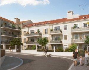 Achat / Vente immobilier neuf Vaujours en coeur de ville (93410) - Réf. 4031