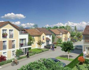 Achat / Vente immobilier neuf Vauréal proche centre (95490) - Réf. 1626