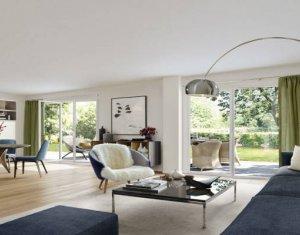 Achat / Vente immobilier neuf Vauréal proche commerces (95490) - Réf. 3209