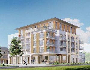 Achat / Vente immobilier neuf Velizy-Villacoublay centre-ville proche Poste (78140) - Réf. 171
