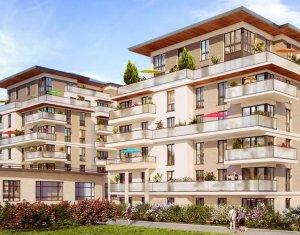 Achat / Vente immobilier neuf Vélizy-Villacoublay proche forêt de Meudon (78140) - Réf. 2240
