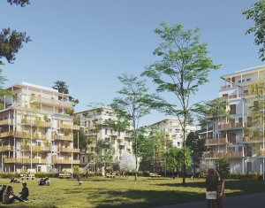 Achat / Vente immobilier neuf Vélizy-Villacoublay proche Versailles (78140) - Réf. 2301