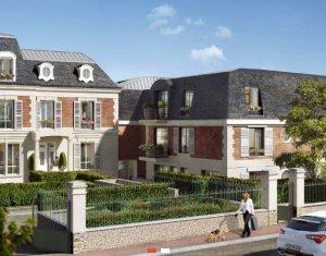Achat / Vente immobilier neuf Verneuil-sur-Seine à deux pas du coeur de ville (78480) - Réf. 4328