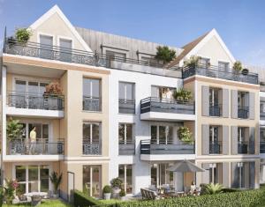 Achat / Vente immobilier neuf Verneuil-sur-Seine proche du centre-ville (78480) - Réf. 3765
