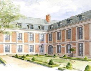 Achat / Vente immobilier neuf Versailles face Orangerie (78000) - Réf. 1970
