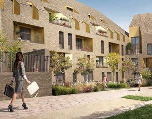 Achat / Vente immobilier neuf Versailles quartier de Montreuil (78000) - Réf. 2074