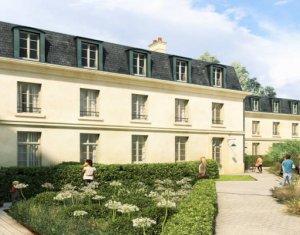 Achat / Vente immobilier neuf Versailles quartier Saint-Louis (78000) - Réf. 3301
