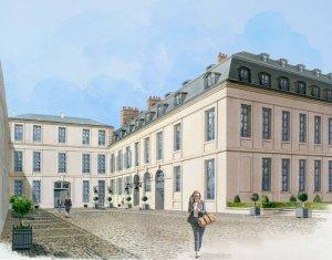 Achat / Vente immobilier neuf Versailles quartier Saint-Louis de Versailles (78000) - Réf. 2321