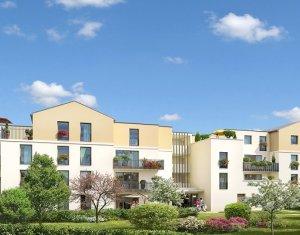 Achat / Vente immobilier neuf Vert-Saint-Denis secteur résidentiel (77240) - Réf. 2030