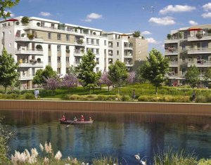 Achat / Vente immobilier neuf Vigneux-sur-Seine à côté du Port aux Cerises (91270) - Réf. 270