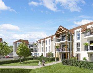 Achat / Vente immobilier neuf Villabé centre proche RER D (91100) - Réf. 6051