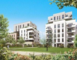 Achat / Vente immobilier neuf Villejuif à quelques minutes du métro Aragon (94800) - Réf. 2537