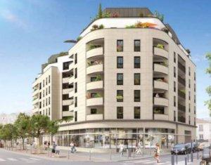 Achat / Vente immobilier neuf Villejuif coeur du quartier Beauquartier Aragon (94800) - Réf. 2933