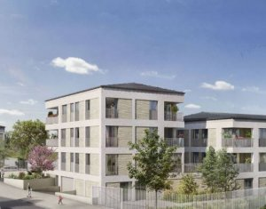 Achat / Vente immobilier neuf Villejuif proche future gare (94800) - Réf. 3363