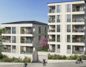 Achat / Vente immobilier neuf Villejuif quartier campus Grand Parc (94800) - Réf. 3345