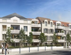 Achat / Vente immobilier neuf Villemomble à 1,5 km de la gare RER E (93250) - Réf. 5930