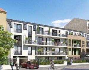 Achat / Vente immobilier neuf Villemomble à 250 mètres du RER E (93250) - Réf. 5250