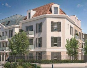 Achat / Vente immobilier neuf Villemomble proche commodités et écoles (93250) - Réf. 4242