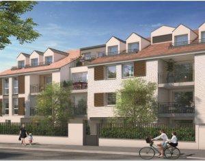 Achat / Vente immobilier neuf Villemomble proche du cœur de ville (93250) - Réf. 3562