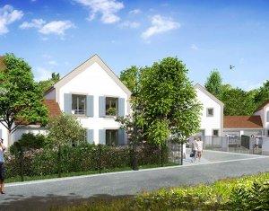 Achat / Vente immobilier neuf Villeneuve-le-Comte proche Disneyland et Val d'Europe (77174) - Réf. 1746