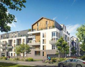 Achat / Vente immobilier neuf Villeneuve-le-Roi proche RER C (94290) - Réf. 1598