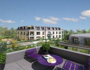 Achat / Vente immobilier neuf Villennes-sur-Seine proche centre (78670) - Réf. 3253