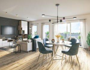 Achat / Vente immobilier neuf Villeparisis à moins de 10min à pied du RER B (77270) - Réf. 6287