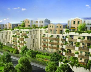 Achat / Vente immobilier neuf Villepinte écoquartier de la pépinière (93420) - Réf. 3936