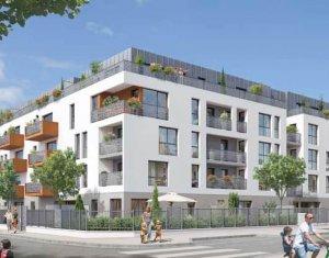 Achat / Vente immobilier neuf Villepinte proche centre-ville (93420) - Réf. 2033