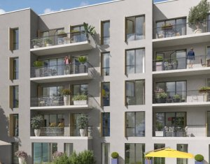 Achat / Vente immobilier neuf Villepinte proche RER B (93420) - Réf. 3348