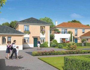 Achat / Vente immobilier neuf Villepreux proche plaine de Versailles (78450) - Réf. 2616