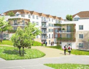 Achat / Vente immobilier neuf Villevaudé proche centre-ville (77410) - Réf. 2457